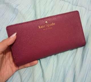 REPRICE KHUSUS HARI INI (NET PRICE) Kate Spade Wallet ORIGINAL