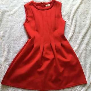 Kitchen Red Dress