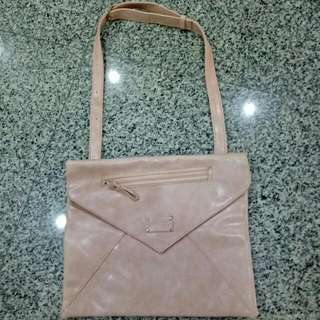 Sweet Pinkish Soft Lady Bag
