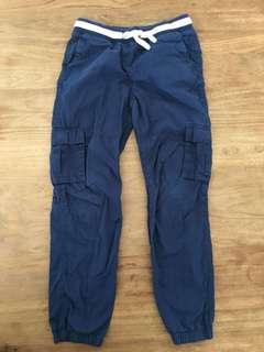 H&M boy's long cargo pants