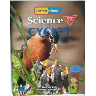 Science Textbook Cycles 3/4
