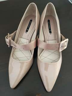Zara pump shoes