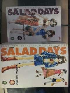 Salad days 5-12 +10