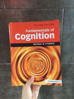 PL3233 Fundamentals of Cognition