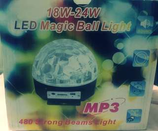 Disco Light, DJ laser light