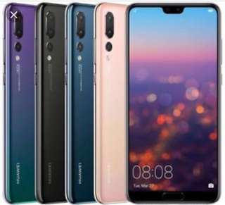 Huawei P20 Pro (Twilight/Black)