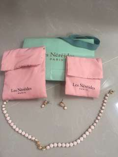 Les Nereides Paris ,Authentic bought from France missing there is something missing but can replace with very low price