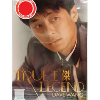 Dave Wang Jie True Legend 王杰 6CD (Imported)