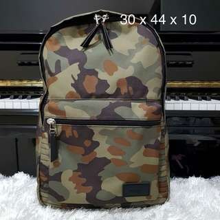 Fossil Camo Backpack
