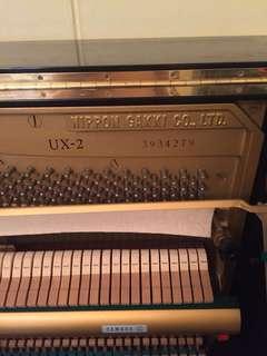 Yamaha Piano UX-2 (Made in Japan)