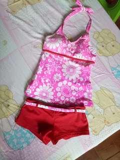 Tankini swimwear
