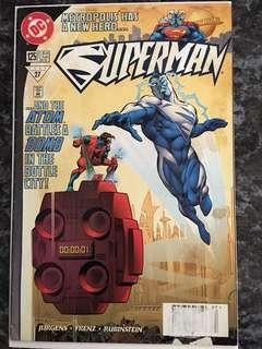 SUPERMAN #125