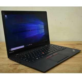Lenovo x1 Carbon Gen 3 i7-5600U, 8GB, 256SSD, TPM 1.2