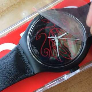 Swatch Watch Original 1 Year Warranty