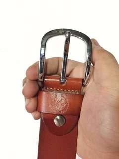Brown Belt (Tan)