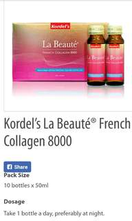 Authentic Kordels De Beaute❤