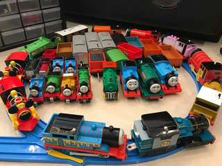 Thomas And Friends each $14