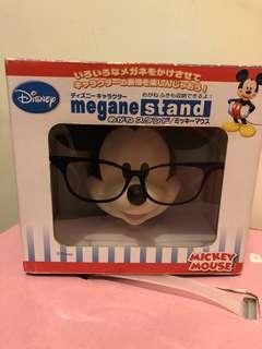 Disney Tenyo米奇立體眼鏡擺設
