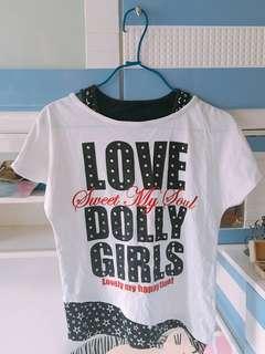 短䄂T-shirt(1)