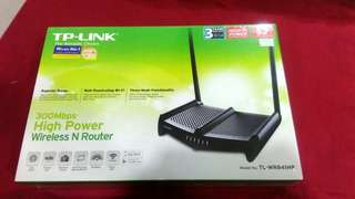 TP LINK TL-WR841HP (router)