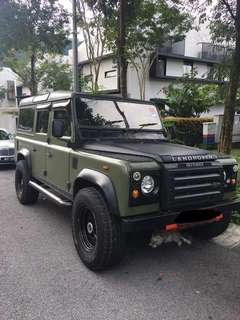 1995 Land Rover Defender 110 2.5 300TDI