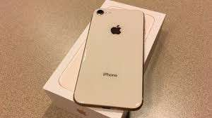 Apple Iphone 8 256 Gold Kredit dan Cash Tersedia