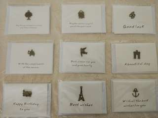 Buy 5 Get 2 FREE!!! Little Greeting Cards for your friends, lovers, relatives, students & teachers