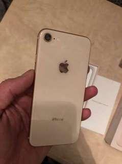 Apple Iphone 8 64 Gold Kredit Cepat dan Ringan