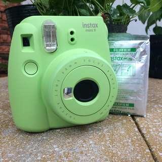 Fujifilm Instax Mini 9 with free film
