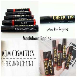 KJM LIP AND CHEEK TINT (AUTHENTIC)