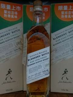 Johnnie Walker Exp.8 500ml 威士忌whisky