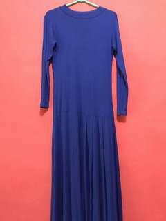 Gamis Basic dress Zoya