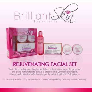 BRILLIANT SKIN REJUVINATING SET
