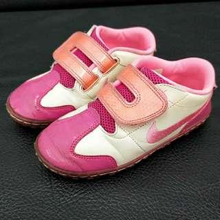 「2手童裝」NIKE 布鞋