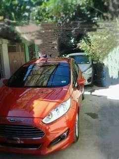 Rush!  2016 Ford Fiesta Sport 1.0L Ecoboost