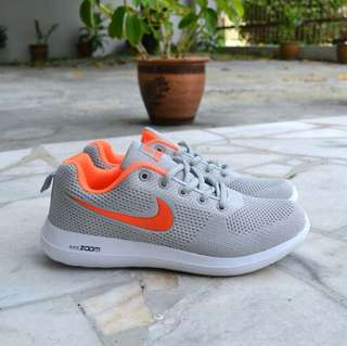 Zoom Gray Orange ( 003 )