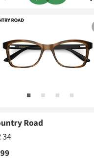 Country road glasses specs