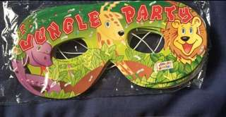 Party Eye Masks (10pcs / lot)