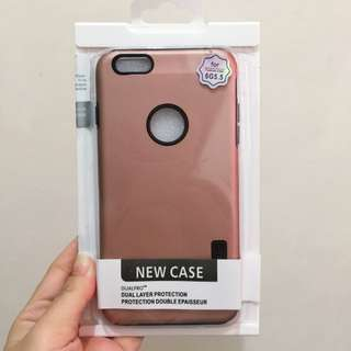 Iphone 6 plus Rosegold case