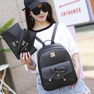 Korean Style mini Backpack 迷你雙肩小背包🎒