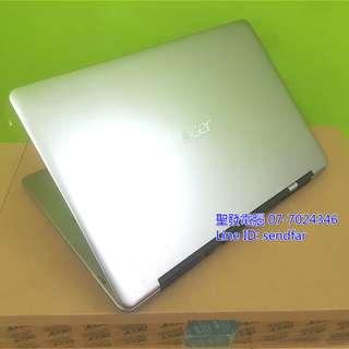 全新三年保固128SSD 超輕薄美型 ACER S3-391 i5-3317U 4G 13吋筆電 ◆聖發二手筆電◆