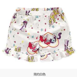 Pony shorts(preorder)