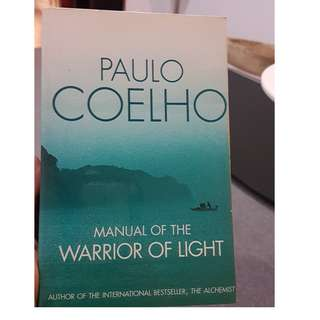 C137 BOOK - MANUAL OF THE WARRIOR OF LIGHT