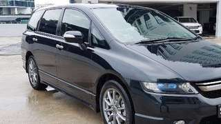 Honda Odyssey MPV FOR RENT