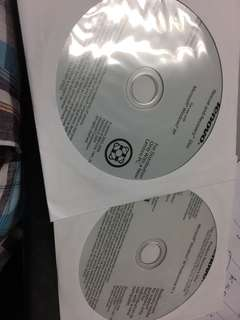 Windows xp n xp sp3 for lenovo : recovery disks
