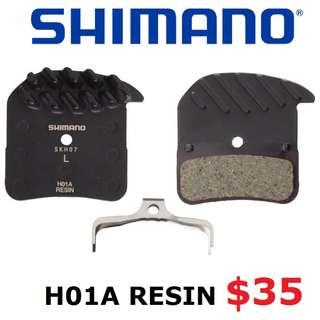 Shimano Brake Pad H01A For XT, Saint , ZEE