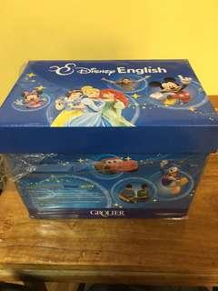Disney English by Grolier