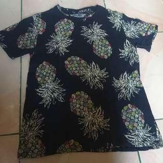 shirt pineapple