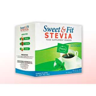 Sweet & Fit Stevia