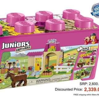 JUNIOR LEGO
